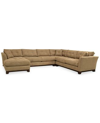 Michelle 4 Pc Sectional Created for Macy s Furniture Macy s
