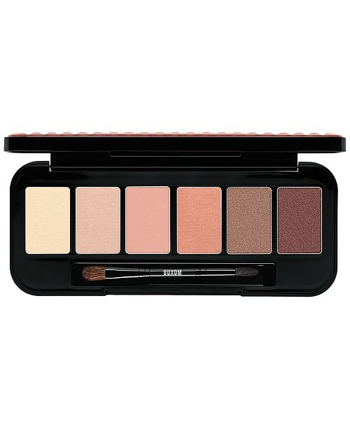 Buxom Cosmetics Buxom White Russian On The Rocks Eyeshadow Bar Palette