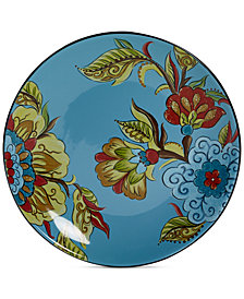 CLOSEOUT! Tabletops Unlimited Caprice Blue Salad Plate