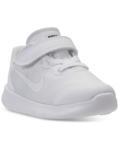 best sneakers 16e23 38b5e Nike Toddler Boys' Free Run 2 Running Sneakers from Finish ...