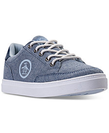 Original Penguin Little Boys' Draden Casual Sneakers from Finish Line