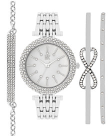 I.N.C. Women's Bracelet Watch and Bracelets Set 34mm, Created for Macy's