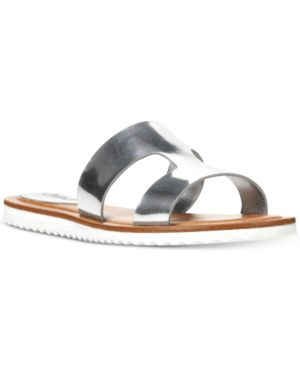 Carlos by Carlos Santana Gilmore Flat Slide Sandals Women