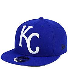 New Era Kansas City Royals Logo Grand 9FIFTY Snapback Cap