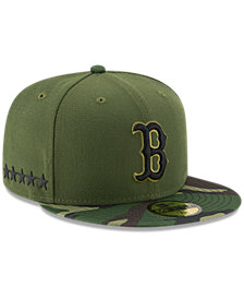 New Era Boston Red Sox Memorial Day 59FIFTY Cap