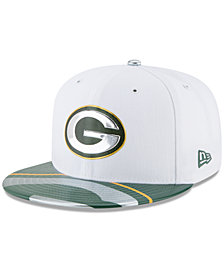 New Era Boys' Green Bay Packers 2017 Draft 59FIFTY Cap