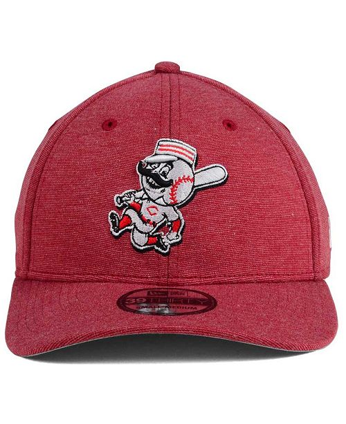 da01ad5b502 ... free shipping new era cincinnati reds team pennant 39thirty cap sports  fan shop by lids men