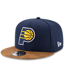 New Era Indiana Pacers Team Butter 59FIFTY Snapback Cap