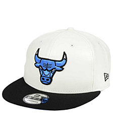 New Era Chicago Bulls Motorsports IV Hook 9FIFTY Snapback Cap