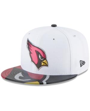 New Era Arizona Cardinals 2017 Draft 59FIFTY