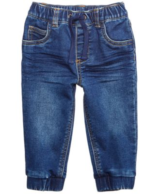 Denim Jogger Jeans, Baby Boys, Created for Macy's