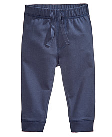 First Impressions Pull-On Jogger Pants, Baby Boys, Created for Macy's