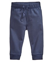 First Impressions Baby Boys Pull-On Jogger Pants 783f3aa07