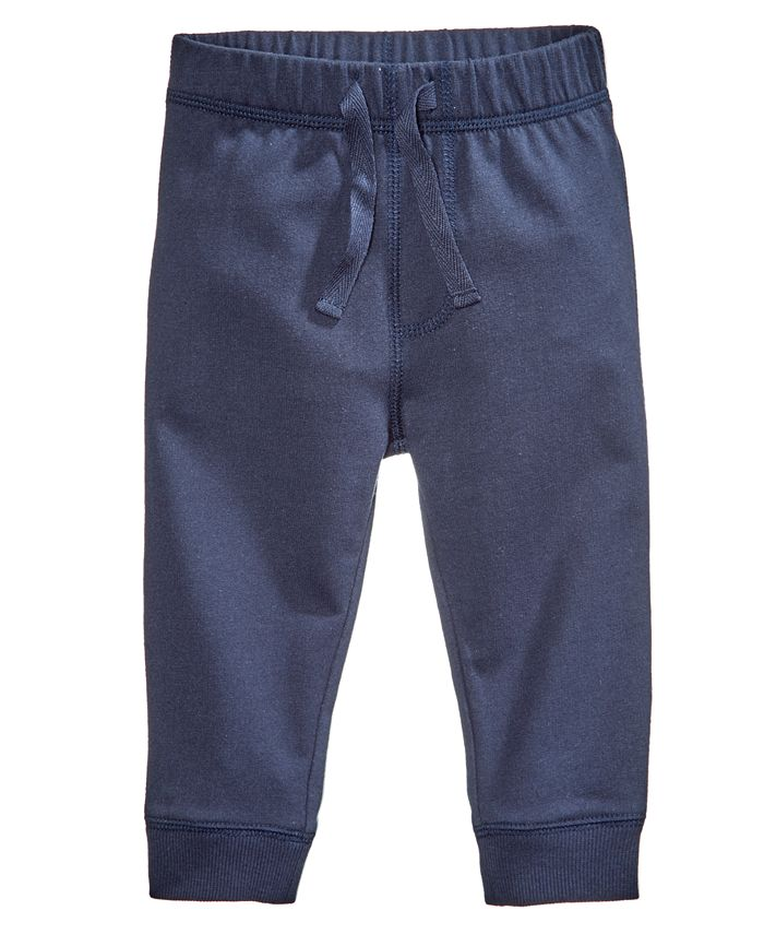 First Impressions - Pull-On Jogger Pants, Baby Boys (0-24 months)