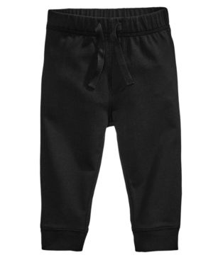 First Impressions PullOn Jogger Pants Baby Boys (024 months) Created for Macys
