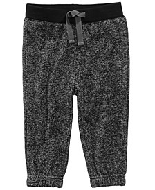 Marled Jogger Pants, Baby Boys, Created for Macy's