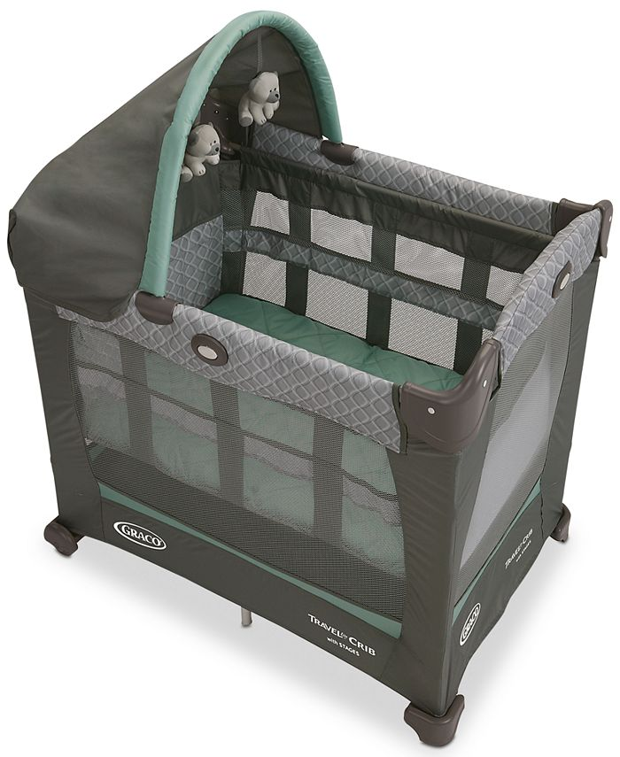 Graco - Travel Lite Crib with Stages
