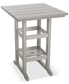 Counter Height Table, Quick Ship