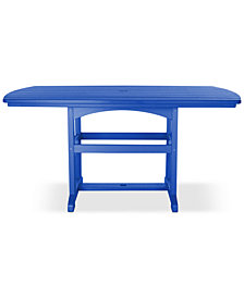 Pawleys Island Large Outdoor Dining Table, Quick Ship