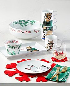 The Cellar Sentiments Dinnerware Collection, Created for Macy's
