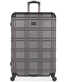 "Ben Sherman Nottingham 28"" Lightweight Hardside Spinner Suitcase"