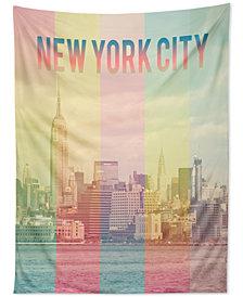 Deny Designs Catherine Mcdonald New York City Tapestry