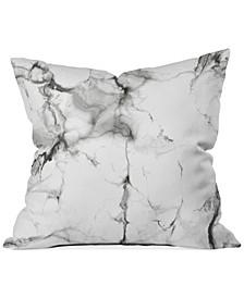"""Chelsea Victoria Marble 16"""" Square Decorative Pillow"""