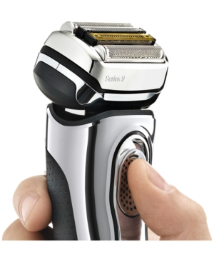 Image of Braun 9295CC Men's Wet & Dry Shaver System