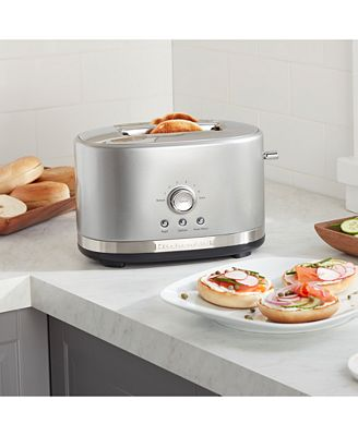 KitchenAid KMT2116 2 Slice Toaster Electrics Kitchen Macy s