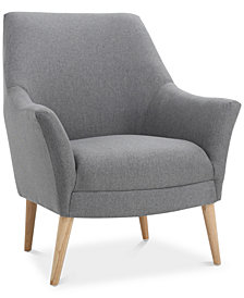 Fannen Club Chair, Quick Ship
