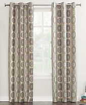 Sun Zero Cherisse Thermal Lined Curtain Panel Collection