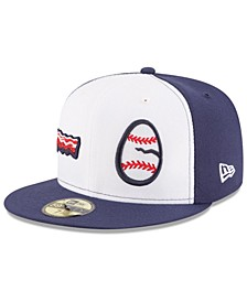 Lehigh Valley IronPigs MiLB AC 59FIFTY Fitted Cap