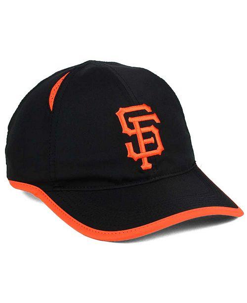 28e13340b19 ... Nike San Francisco Giants Dri-FIT Featherlight Adjustable Cap ...