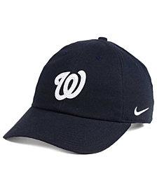 Nike Washington Nationals Felt Heritage 86 Cap