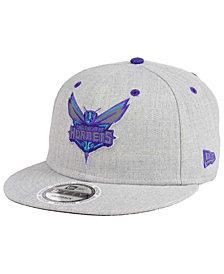 New Era Charlotte Hornets Total Reflective 9FIFTY Snapback Cap
