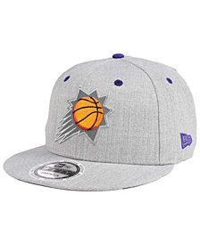 New Era Phoenix Suns Total Reflective 9FIFTY Snapback Cap