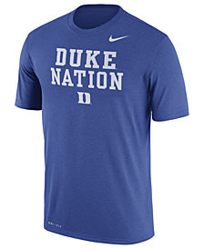 Nike Men's Duke Blue Devils Legend Verbiage T-Shirt