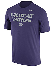 Nike Men's Kansas State Wildcats Legend Verbiage T-Shirt