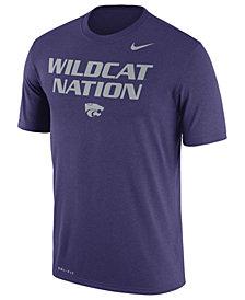 Nike Men's Kansas State Wildcats Legend Verbiage T-Shirt