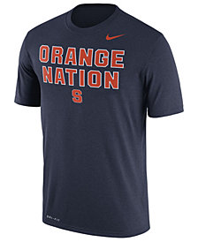 Nike Men's Syracuse Orange Legend Verbiage T-Shirt