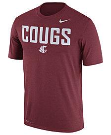 Nike Men's Washington State Cougars Legend Verbiage T-Shirt