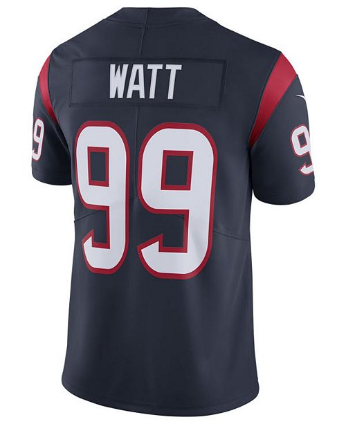 Nike. Men s J. J. Watt Houston Texans Vapor Untouchable Limited Jersey. Be  the first to Write a Review.  150.00 fc8c7cb79
