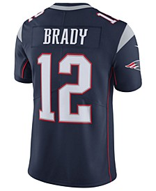 Men's Tom Brady New England Patriots Vapor Untouchable Limited Jersey