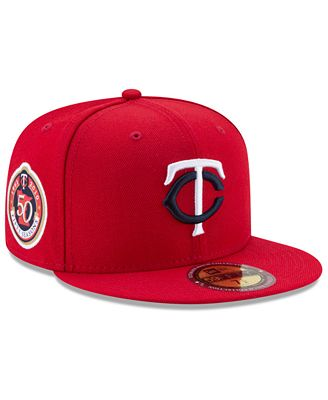 d67b45ce674 New Era Minnesota Twins Ultimate Patch Collection Game 59FIFTY Fitted Cap -  Sports Fan Shop By Lids - Men - Macy s