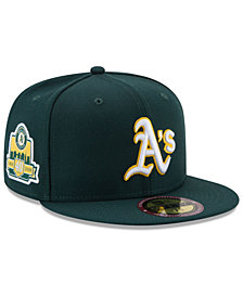 New Era Oakland Athletics Ultimate Patch Collection Game 59FIFTY Fitted Cap