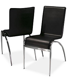 Kanah Chairs (Set of 2), Quick Ship