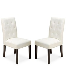 Maldan Dining Chairs (Set Of 2), Quick Ship