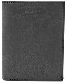 Fossil Men's Ingram RFID-Blocking Leather International Combination Wallet