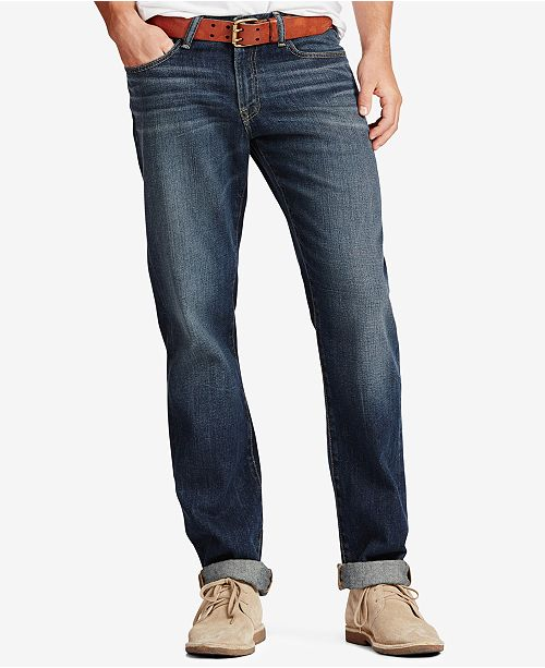d4926ee8 Lucky Brand Men's 410 Athletic Fit Slim Leg Jeans & Reviews - Jeans ...