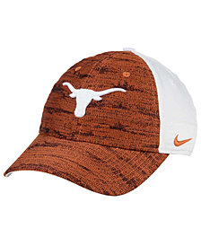 meet 9789f 9b2f6 Nike Women s Texas Longhorns Seasonal H86 Cap